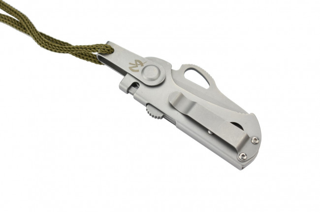 Max Knives CROC H - MINI PLIANT - 133mm