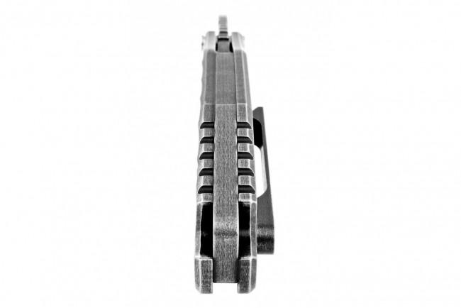 Max Knives MK007 - Finition Stonewash - Série numerotée