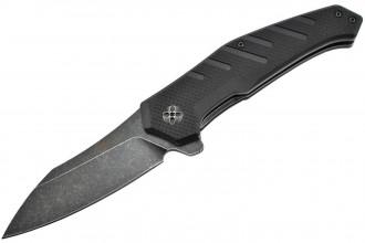Maxknives MK132-G10B Lame acier D2 manche G10 noir