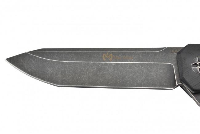 Maxknives MK133-G10B Lame acier D2 manche G10 noir