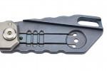 Maxknives MK152 Mini couteau en titane anodisé