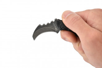 Max Knives MK 504 - MINI DAGGER finition stone washed