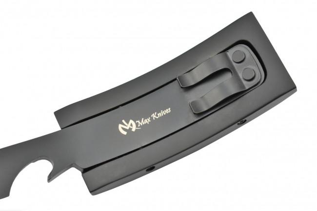 Maxknives MK522B Couteau boucle de ceinture