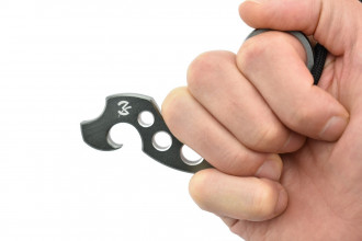 Max Knives MKB4G - Bastinelli poing américain décapsuleur