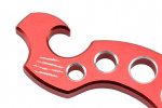 Max Knives MKB4R - Bastinelli poing américain décapsuleur