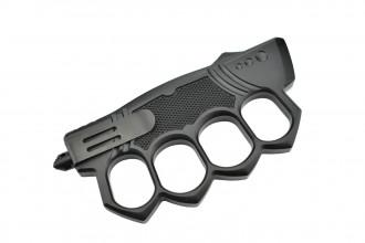 Maxknives MKO14B3 Couteau automatique poing américain lame acier manche zinc aluminium