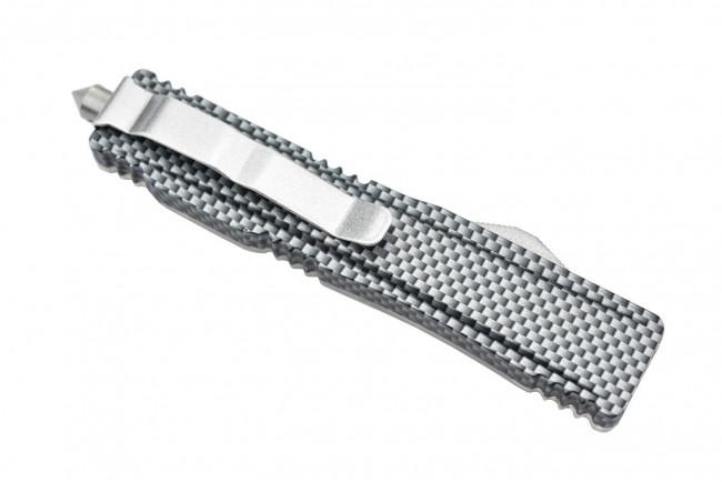 Maxknives MKO23SEC Couteau automatique OTF  transparent