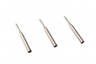 Lot de 3 recharges d'encre pour stylo MKP