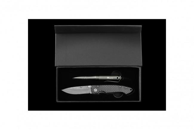 Max Knives MKSC 1 - Coffret Couteau & Stylo