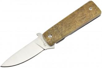 Max Knives P15 BE - Manche corne de bélier