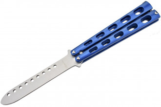 Maxknives P33B Couteau papillon d'entrainement sans tranchant
