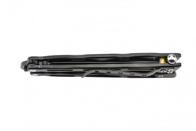 Maxknives P38B Couteau papillon en acier