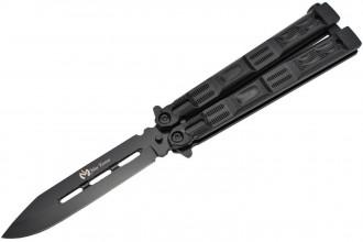Maxknives P41B Couteau papillon noir