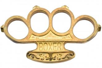 Max Knives PA1L - BOXER - En Laiton