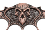 Maxknives PA36 Poing américain skull à 4 doigts