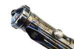 MaxKnives PEN8+ Stylo tactique brise vitre et Spinner Titane Crazy traitement